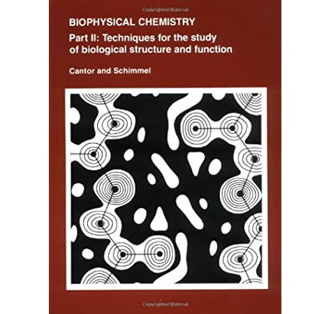 biophysical chemistry by cantor and schimmel free download