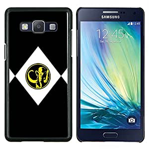 "Be-Star Único Patrón Plástico Duro Fundas Cover Cubre Hard Case Cover Para Samsung Galaxy A5 / SM-A500 ( Mammoth minimalista"" )"