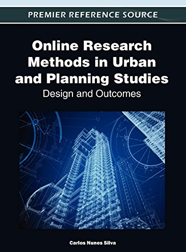 Online Research Methods in Urban and Planning Studies: Design and Outcomes