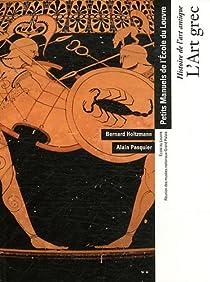 Histoire de l'art antique : L'Art grec par Holtzmann