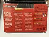 Snap-on Red Soft Handled 4pc Mini Awl & Pick SET