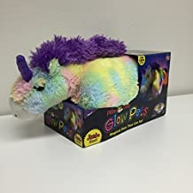 "Pillow Pets Glow Pets Rainbow Unicorn 18"" Jumbo"