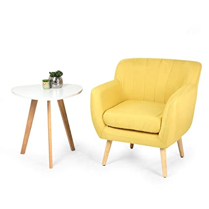 Amazoncom Magshion Mid Century Modern Living Room Accent Chair