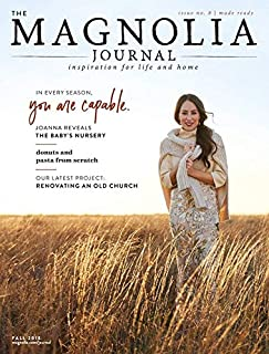 The Magnolia Journal (B01N35UMQV) | Amazon Products