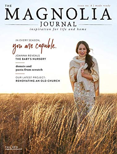 Magazines : The Magnolia Journal