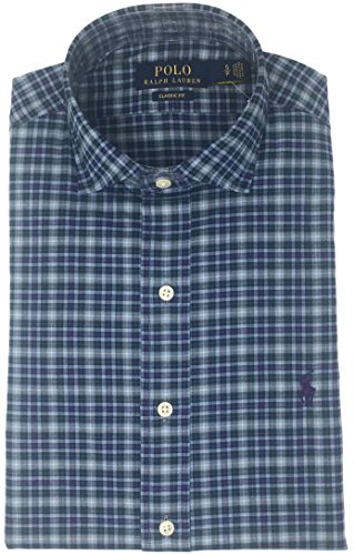 Polo Ralph Lauren Men's Oxford Button-down Shirt (M, - Ralph Discount Lauren