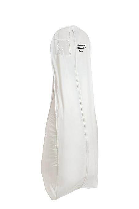 f633f3e5aca5 Amazon.com: TUVAINC Cheap Zipper Garment Bags. Closeout Bargain ...
