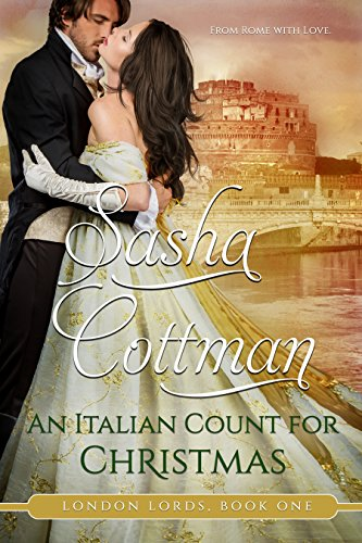 An Italian Count For Christmas by Sasha Cottman