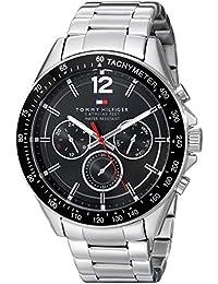 Men's 1791104 Sophisticated Sport Analog Display Quartz Silver Watch