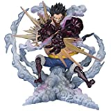 Tamashii Nations Figuarts Zero Monkey.D.Luffy-Gear 4 Leo Bazooka One Piece Statue