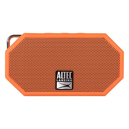 Altec Lansing IMW257 ORG Waterproof Shockproof