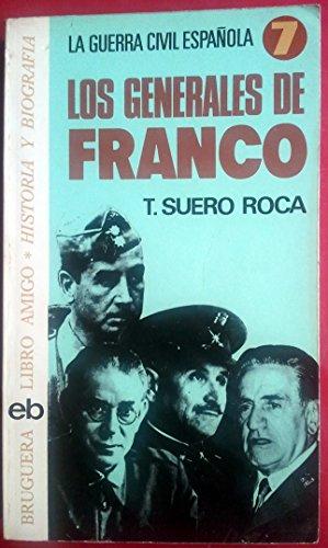 Generales de Franco, los Teresa Suero Roca