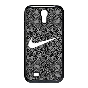 Samsung Galaxy S4 Phone Case Black Nike logo AC8535679