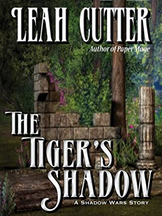 book cover of The Tiger\'s Shadow