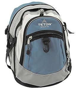 Amazon.com: TETON Sports Bookbag Backpack; Durable School Bag or ...
