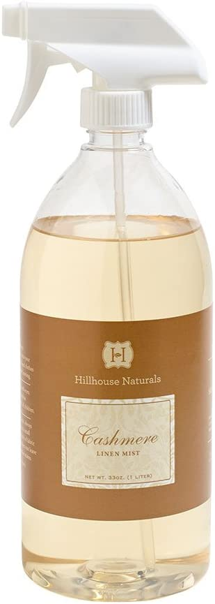 Hillhouse Naturals Cashmere Linen Mist 33 oz.