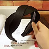 Yaheeda-Women-Hair-Band-Hair-AccessoryHandcraft-Wave-Shape-Solid-Headband-for-Women-and-Girls