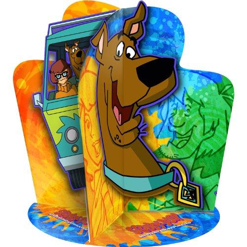 Scooby-Doo Mod Mystery Centerpiece Party Accessory