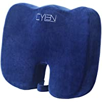 Cylen Home Memory Foam Orthopedic Seat Cushion