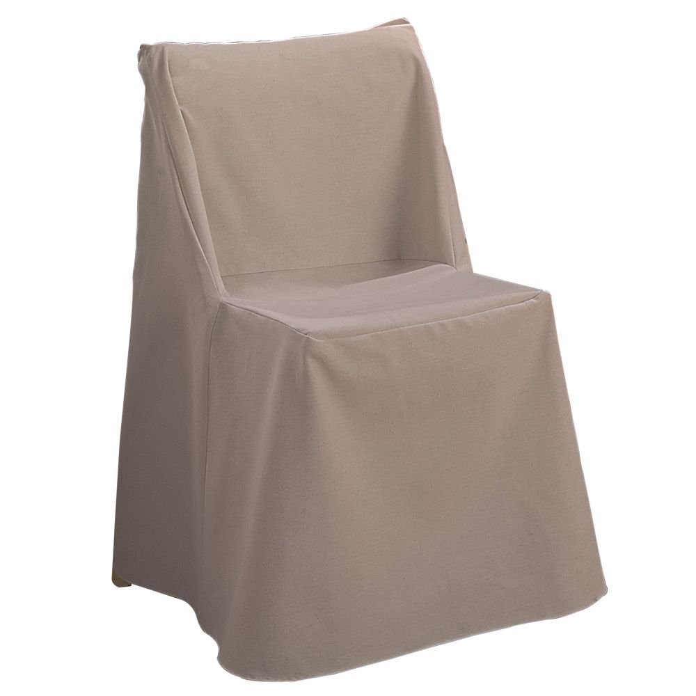 Beautiful Amazon.com: Sure Fit Cotton Duck Folding Chair Slipcover, Linen: Home U0026  Kitchen