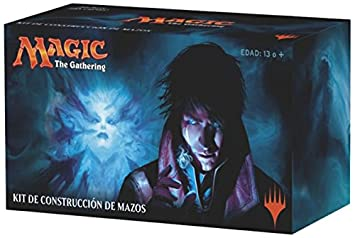Devir- Magic Juego de Cartas (MGSOIDBBOX)