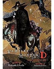 Vampire Hunter D Omnibus: Book One