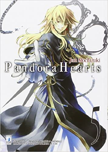 pandora hearts collezione