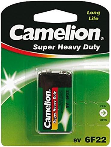 Camelion 3r12c 10000112 Super Heavy Duty Batterien Elektronik