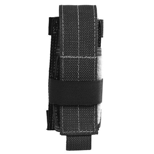 - Maxpedition Universal Flashlight/Baton Sheath - Black 1708B - Sheath Only