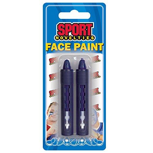 Sports Novelties Face Paint Stick (Pack of 2), Navy]()