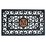 Home & More 150011830M Rubber Doormat, 18