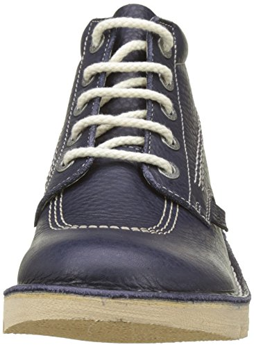 Kickers Neorallye - Botas Hombre azul (Marine)