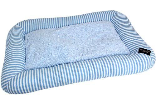Parisian Pet Malibu Pet Bed Mat, X-Small, Blue