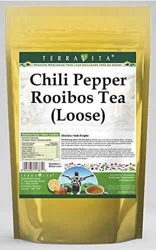 Chili Pepper Rooibos Tea (Loose) (8 oz, ZIN: 545255) - 2 Pack