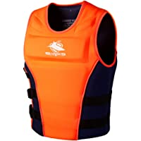 Giacca da Nuoto per Adulti - Uomo Donna Gilet Galleggiante Protezione Anticollisione Migliore per Beach Surfing