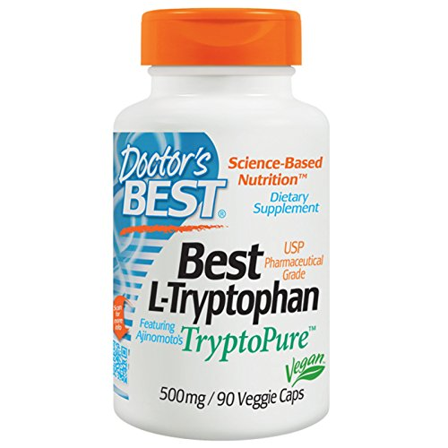 Best L Tryptophan featuring Tryptopure VegiCaps