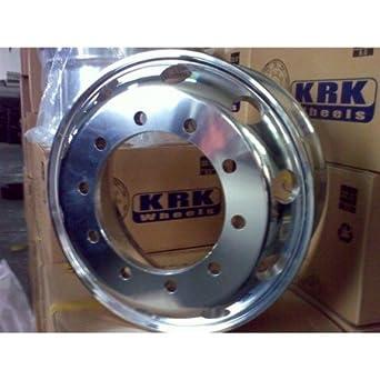 Aluminium Wheel for Truck 9,00 x 22,5 et 175 - 9,00 x 22,5 Llanta de aluminio forjado para camión et 175: Amazon.es: Industria, empresas y ciencia