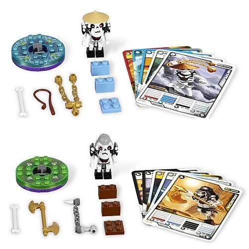 LEGO Ninjago Kruncha and Wyplash Set