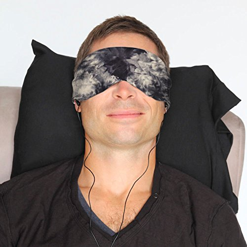 HappyLuxe-Escape-Sleep-Mask-Eye-Mask-Blue-Cosmos-Great-for-Sleep-FlightsTravel
