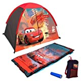 Disney Pixar CARS 2 Four Piece Fun Camp Kit
