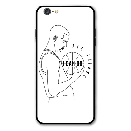 881d34189ce Image Unavailable. Image not available for. Color  Ilton Glan iPhone 6s  Plus Case iPhone 6 Plus Case I Can Do All Things StephCurry