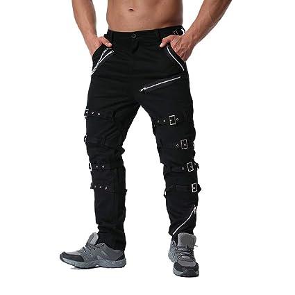 70a123e300a9c Amazon.com  YJYdada Pants