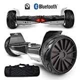 BornTech UL2272 Certified All Terrain HoverBoard Off Road Electric Scooter Smart Self-Balancing Hover board With Built-In Bluetooth Speaker