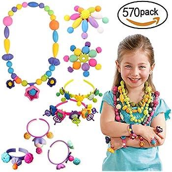 Amazon.com: Pop Beads, Jewelry Making Kit - Arts and