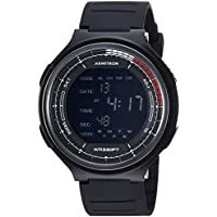 Armitron Sport Men's 40/8418BLK Digital Chronograph Black Resin Strap Watch