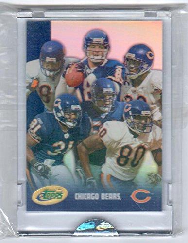2004 eTopps Chicago Bears 52/1000