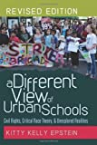 A Different View of Urban Schools, Kitty Kelly Epstein, 1433113880