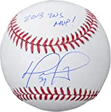 David Ortiz Boston Red Sox Autographed Baseball with 2013 WS Champs Inscription - Fanatics Authentic Certified