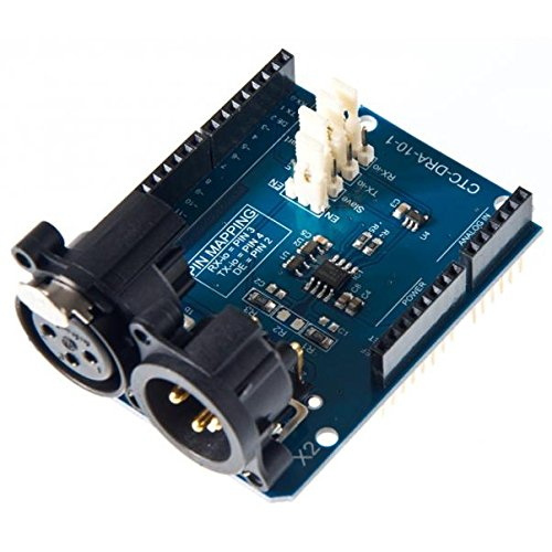 Dmx Shield(Neutrik Xlr 3Pin) (Flora Gps Sensor Module compare prices)