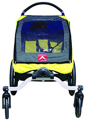 Allen Sports JTX-1 Trailer Swivel Wheel Jogger